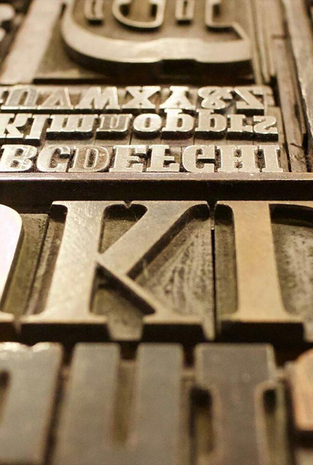desktop image Impact, il font vintage che spopola sui social